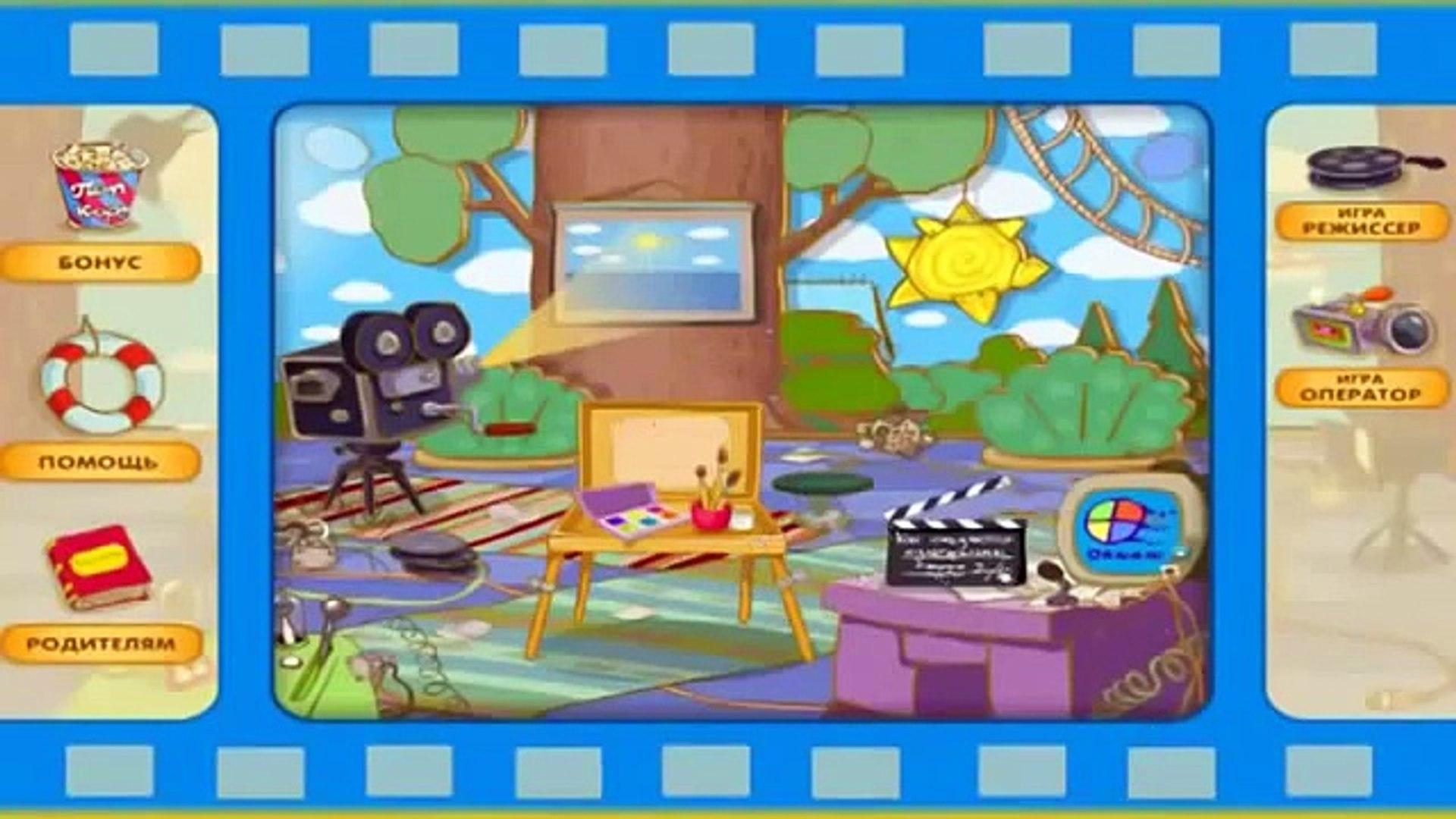 Игра Смешарики новая серия игра как мультик для детей Lets play по игре