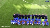 Nov. 2016 - L'Equipe de France U20 à Saint Nazaire (résumé 0-0)