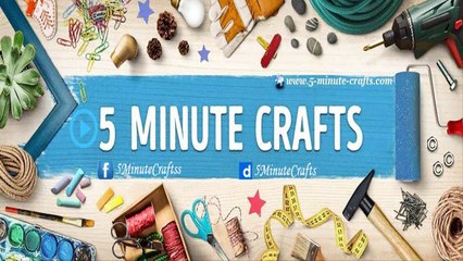 5 Minute Crafts Videos Dailymotion