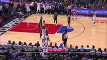 Chris Paul & DeAndre Jordan Go Head to Head  Nets vs Clippers  Nov 14, 2016  2016-17 NBA Season