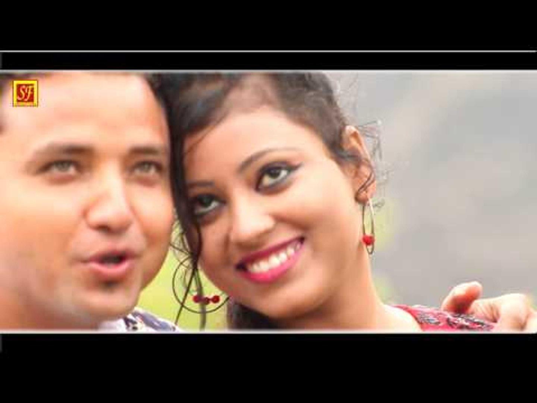 New Kunmauni Garhwali Hit Full HD Haat Ma Haat  Sunita Singer -Govind Negi