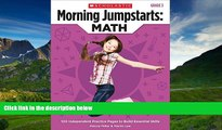eBook Here Morning Jumpstarts: Math (Grade 3): 100 Independent Practice Pages to Build Essential