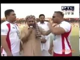 Bhagwant Mann on PTC News Sukhbir Badal s  Kabadi Cup Bhagwant Mann Comedy
