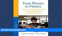 FREE PDF  From Phonics to Fluency: Effective Teaching of Decoding and Reading Fluency in the