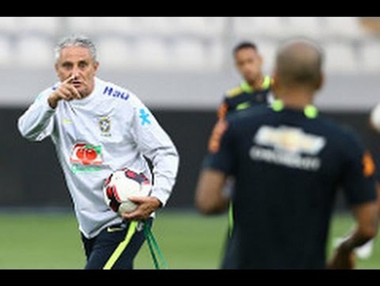 Seleção Brasileira: Coletiva Tite - 14/11/2016