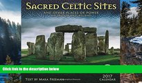 Deals in Books  Sacred Celtic Sites 2017 Wall Calendar: And Other Places of Power in Britain and