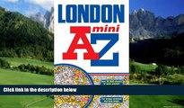 Big Deals  London Street Mini Atlas A-Z (London Street Atlases)  Best Seller Books Best Seller