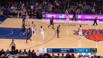 Dallas Mavericks vs New York Knicks - Full Game Highlights | November 14, 2016 | 2016-17 NBA Season