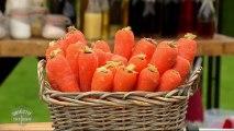 Le défi: Réaliser un plat original à base de carottes