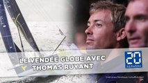Le Vendée Globe avec Thomas Ruyant