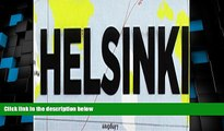 Big Deals  Crumpled City Map-Helsinki  Full Read Most Wanted