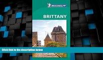 Big Deals  Michelin Green Guide Brittany (Green Guide/Michelin)  Best Seller Books Best Seller