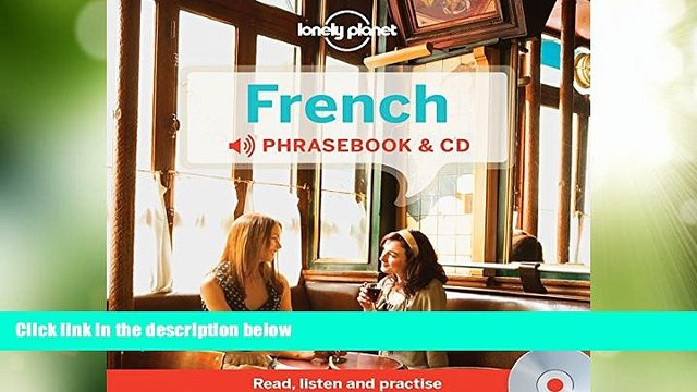 Big Deals  Lonely Planet French Phrasebook and Audio CD (Lonely Planet Phrasebook: French)  Full