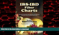liberty books  IBS-IBD Fiber Charts: Soluble   Insoluble Fibre Data for Over 450 Items, Including
