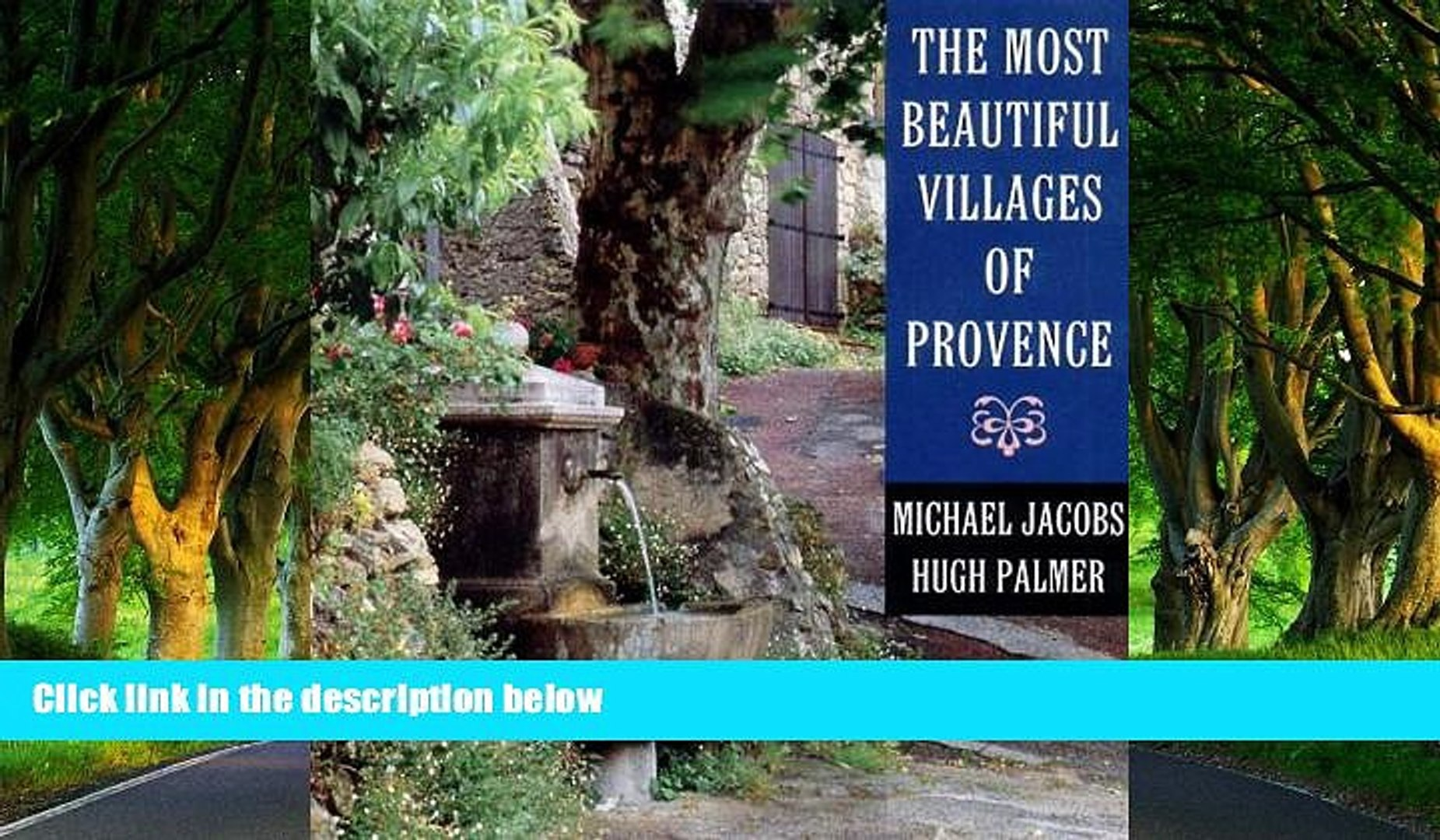 Deals in Books  The Most Beautiful Villages of Provence (The Most Beautiful Villages)  Premium
