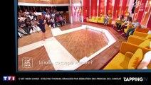 C'est mon choix : Evelyne Thomas lourdement draguée par un candidat de télé-réalité (Vidéo)