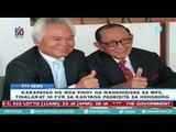 Karapatan ng mga Pinoy na mangingisda sa WPS, tinalakay ni FVR sa kanyang pagbisita sa Hong Kong