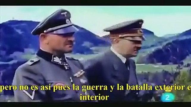 Mensaje de Adolf Hitler a la Humanidad