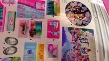 Barbie en vacances au camping Life Démo – Construction et décoration – Vacances en famille
