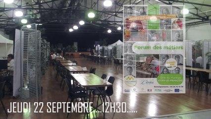 Forum des métiers Vitry-le-François 2016