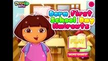 Dora The Explorer Games Online To Play Dora Childrens Games Dora The Explorer Haircut Games