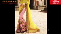 Trending Designer Wedding Sarees |Bandbaajaa.com|