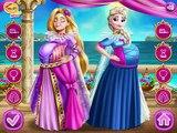 Disney Frozen Games - Elsa And Rapunzel Pregnant Bffs – Best Disney Princess Games For Girls