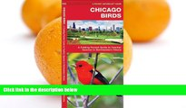 Deals in Books  Chicago Birds: A Folding Pocket Guide to Familiar Species in Northeastern Illinois