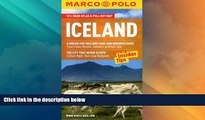 Big Deals  Iceland Marco Polo Pocket Guide (Marco Polo Guides)  Best Seller Books Best Seller