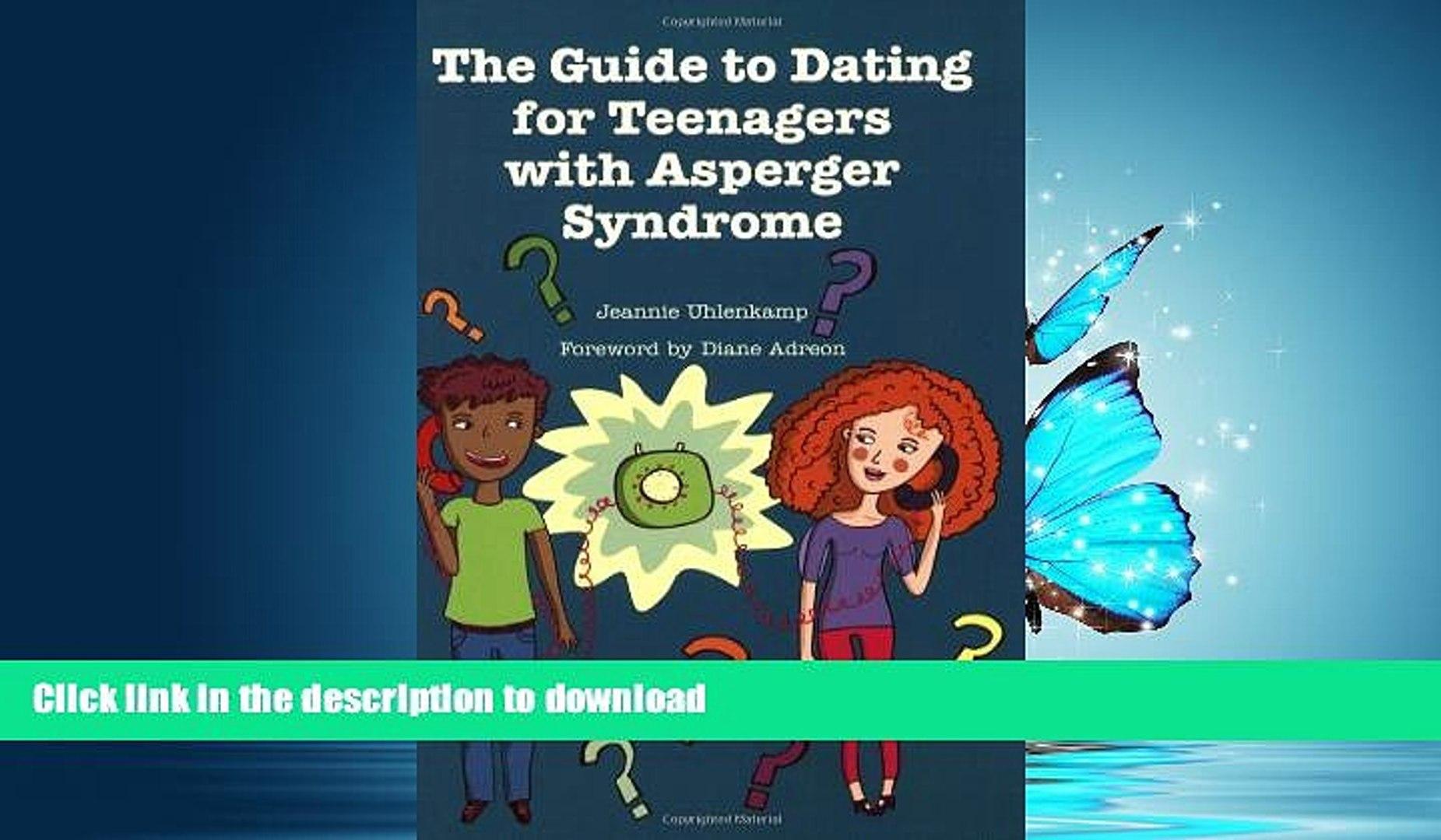 är jag dating någon med Aspergers
