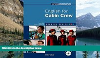 Buy NOW  English for Cabin Crew (Oxford Business English)  READ PDF Best Seller in USA