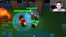 Roblox Adventures / Arcane Adventures / Dark Magic Boss Fight!