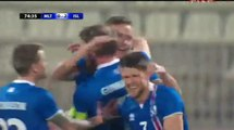 Sverrir Ingi Ingason Goal HD - Malta 0-2 Iceland - 15-11-2016
