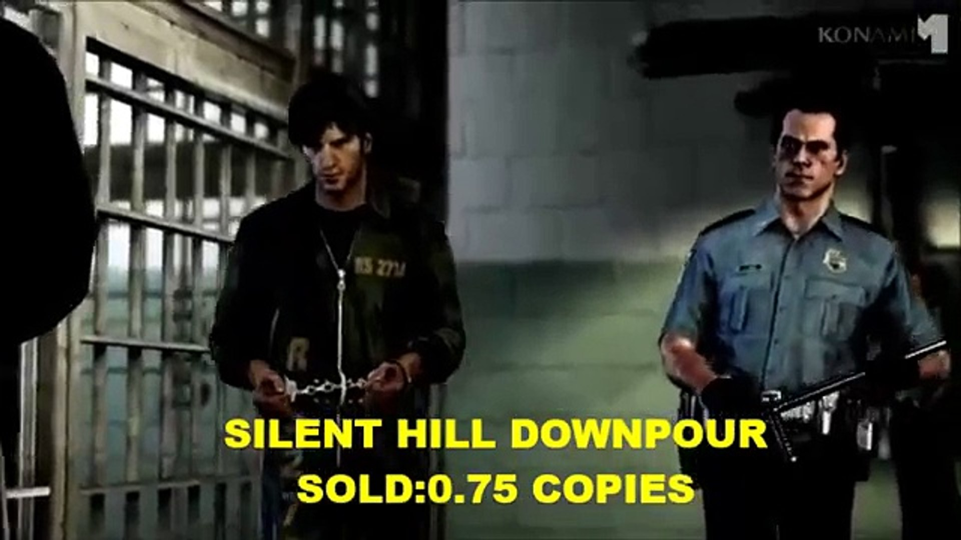 TOP 5 BEST SELLING Silent Hill GAMES