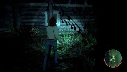 Une fenêtre qui sauve de Friday the 13th The Game