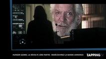 Hunger Games, la révolte 1ère partie : Redécouvrez la bande-annonce du film (Vidéo)