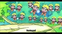 Rock lee And Naruto Funny moments  -  NARUTO SD HD 2016