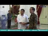 Pres. Duterte and Pres. Widodo Photo Session
