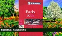 Deals in Books  Michelin Red Guide 2008 Paris: Restaurants   Hotels (Michelin Red Guide: Paris)
