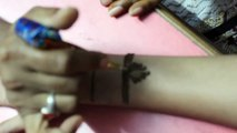 Simple Arabic Mehndi Design Tutorials For Hands - Love Mehndi Designs