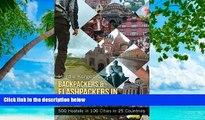 Buy NOW  Backpackers   Flashpackers in Eastern Europe: 500 Hostels in 100 Cities in 25 Countries