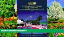 Big Sales  Conde Nast Johansens Recommended Hotels, Inns   Resorts North America, Bermuda,