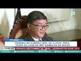 Pagdinig ng Kamara ukol sa illegal drug trade sa loob ng NBP, sisimulan na bukas