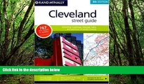 Buy NOW  Rand McNally Cleveland Street Guide (Rand McNally Cleveland (Ohio) Street Guide: