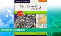 Deals in Books  Rand McNally Street Guide: Salt Lake City (Rand McNally Salt Lake City Street