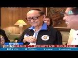 Pres. Duterte at Ex-Pres. Ramos, nagpulong