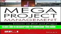 Best Seller Megaproject Management: Lessons on Risk and Project Management from the Big Dig Free