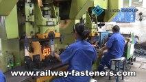 How to Make Rail Clip | Elastic Rail Clip | SKL Clip, E Clip, KPO Clip, Nabla Clip