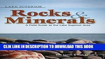 Ebook Lake Superior Rocks and Minerals (Rocks   Minerals Identification Guides) Free Download