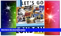 Must Have  Let s Go London 15th Edition (Let s Go: London, Oxford   Cambridge)  Buy Now